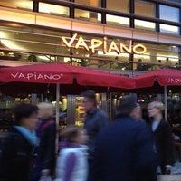 Das Foto wurde bei Vapiano von Dina4 w. am 3/31/2012 aufgenommen