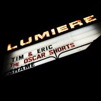 Photo taken at Lumiere Theatre by Daniel F. on 3/4/2012