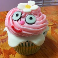 Photo taken at Petite Cupcakes and Events by Petite C. on 6/2/2012