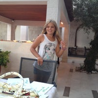 Photo taken at Lipa Hotel & Bar by Ana P. on 8/27/2012