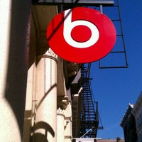 Photo taken at Beats By Dre Store by TRE B. on 3/7/2012