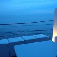 Photo taken at Bagni Ponterosso - Windsurf Center by Thaiz P. on 5/25/2012