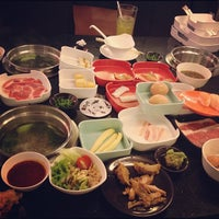 Photo taken at Ryu Shabu-Shabu by Jay on 4/17/2012