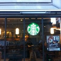 Photo taken at Starbucks by Nicolas B. on 5/16/2012