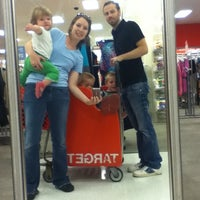 Photo taken at Target by Regine F. on 8/20/2012