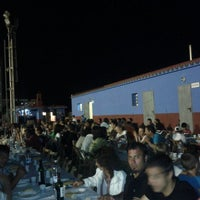 Photo taken at Camp Futbol de L'Escala by DavidFalgàs on 6/2/2012