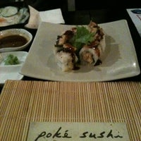 Photo taken at Poke Sushi by Abrie P. on 7/27/2012