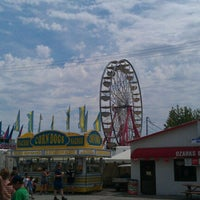 Photo taken at Ozark Empire Fairgrounds by Brittney K. on 8/1/2012