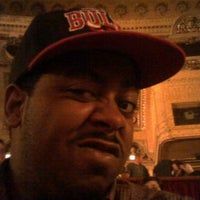 Photo taken at CONAN Chicago @ Chicago Theater by Kool K. on 6/14/2012