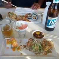 Photo taken at Shin's Sushi Bar by Adam B. on 6/12/2012