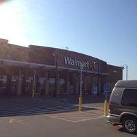 Photo taken at Walmart Supercenter by Cliff B. on 6/24/2012