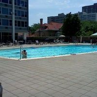 Photo taken at Imperial Towers Pool by Joyce P. on 7/18/2012