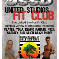 Photo taken at United Studios Of Self Defense by USSD F. on 9/4/2012