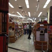 Photo taken at Saraiva MegaStore by Danilo P. on 6/10/2012