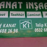 Photo taken at Kanat Insaat by ibrahim t. on 9/13/2012