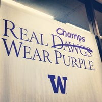 Photo taken at UW: Schmitz Hall by Alex D. on 2/15/2012