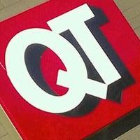 Photo taken at QuikTrip by Brett E. on 4/13/2012