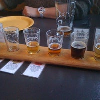 Photo taken at Lumberyard Brewing Co. by Lizzie W. on 5/27/2012