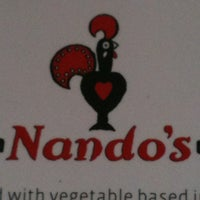 Photo taken at Nando's by Geh S. on 6/9/2012
