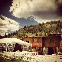 Photo taken at Ski Tip Lodge by Stacy S. on 8/5/2012