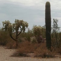 Photo taken at Usery Mountain Regional Park by Jennifer C. on 7/14/2012