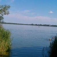 Photo taken at оз. Лазерное by Ташка М. on 8/6/2012