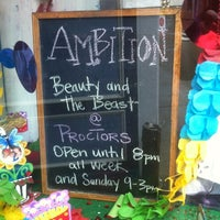Photo taken at Ambition Coffee & Eatery, Inc by Kevin C. on 5/15/2012