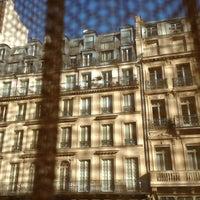 Photo prise au Park Hyatt Paris-Vendôme par Mark L. le9/9/2012