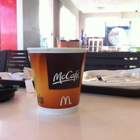Photo taken at McDonald's by Mohammad Raihan M. on 3/30/2012