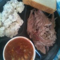 Photo taken at Pig N Chik BBQ by Wesley B. on 8/16/2012