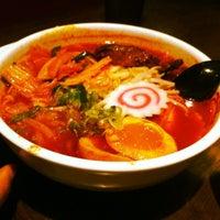 Photo taken at Naruto Ramen by Amy X. on 7/1/2012