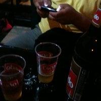 Photo taken at Mambo bar by Patricio C. on 4/14/2012