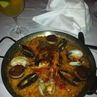 Photo taken at Catas - Tapas Restaurant & Bar by Mario R. on 6/26/2012