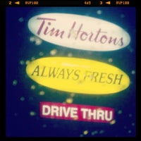 Photo taken at Tim Hortons by Deco C. on 4/15/2012