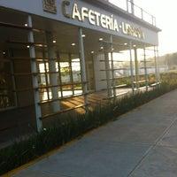 Photo taken at Cafetería - Librería by Angel E. on 2/21/2012