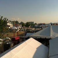 Photo taken at World Championship BBQ Cooking Contest  - Memphis In May by Abby W. on 5/17/2012