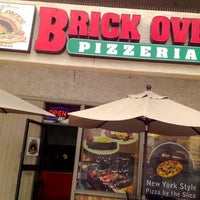 Photo taken at Brick Oven Pizzeria by Ron Jeremy R. on 4/25/2012
