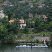 Photo taken at Quinta da Ermida by Fernando G. on 6/10/2012