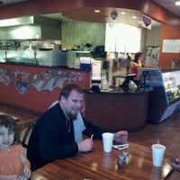Photo taken at Cipriano's Pizzeria & Restaurant by JJ V. on 2/17/2012