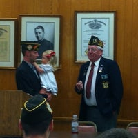 Photo taken at Ballentine VFW Post 246 by Ted J. on 6/3/2012