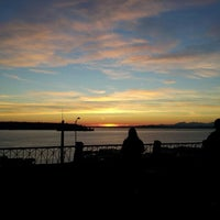 Photo taken at Victor Steinbrueck Park by dan s. on 2/5/2012