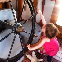 Photo taken at Maine Maritime Museum by Dan S. on 8/21/2012