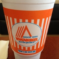 Photo taken at Whataburger by Jimmy M. on 7/27/2012