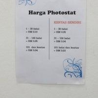 Photo taken at MNY Mega Trading (Alatulis & Fotostat) by Siti I. on 6/24/2012