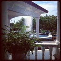 Foto tomada en Quinta Real por Ana F. el 8/19/2012