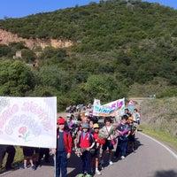 Photo taken at Santuario Virgen de Linares by Pedro H. on 5/10/2012