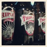 Photo taken at Triple J Chophouse by Taylor G. on 8/28/2012