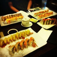 Photo taken at Tokyo Sushi by Zenamarie L. on 3/27/2012