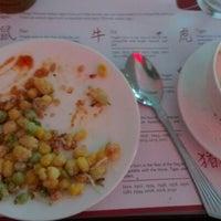 Photo taken at Cascade Restaurant by Ravi Kiran T. on 7/13/2012