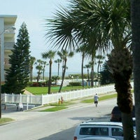 Photo taken at Best Western Cocoa Beach Hotel & Suites by Adam T. on 2/23/2012